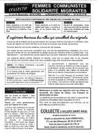 Collectif Femmes Communistes Solidarité Migrantes #2