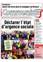 Rencontre internationale des partis communistes et ouvriers 2018: «Développer actions communes et convergences»