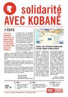 Solidarité avec Kobané (4 pages spécial)