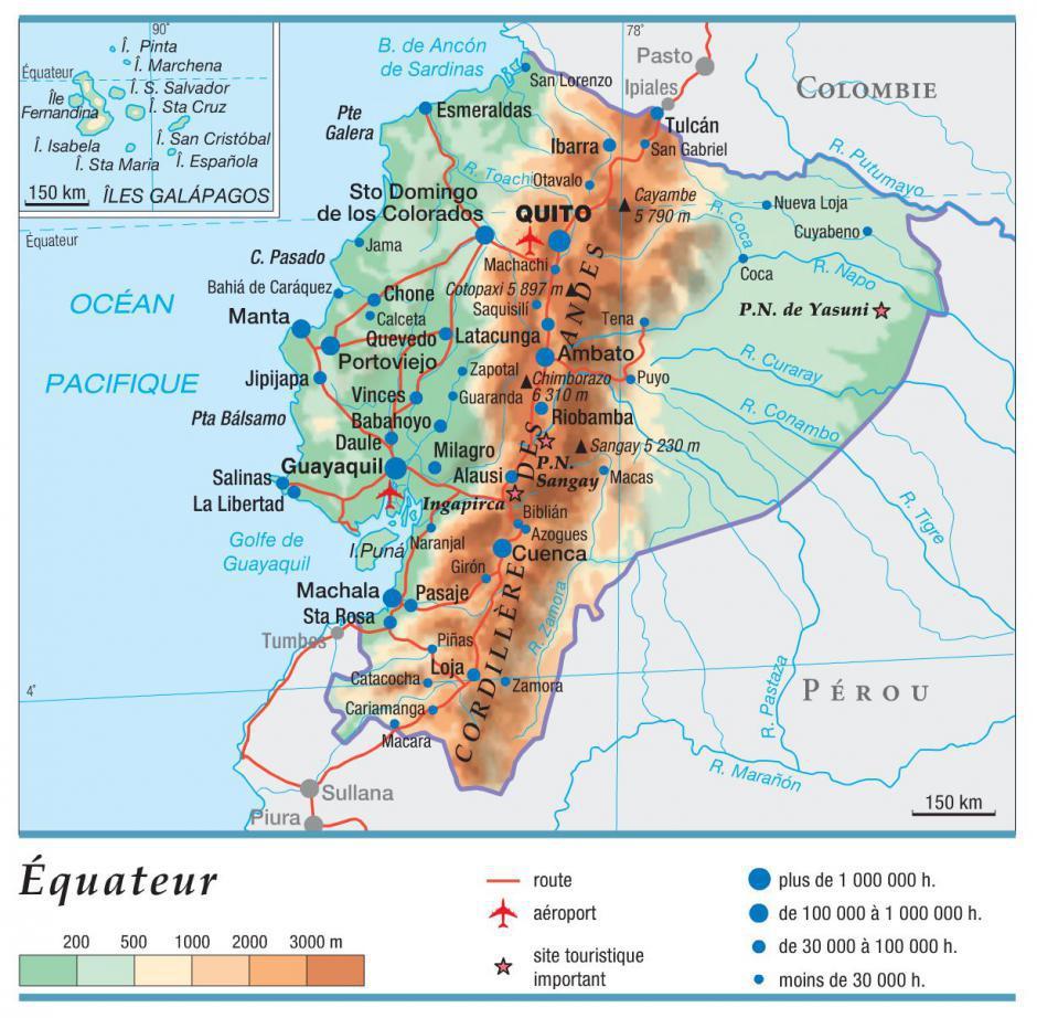 Le peuple équatorien a tranché! Moreno succède à Correa