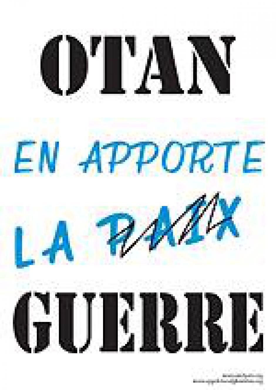 Pour la paix et la sécurité dans le monde, la France doit sortir de l'Otan (Tribune dans l'Humanité)