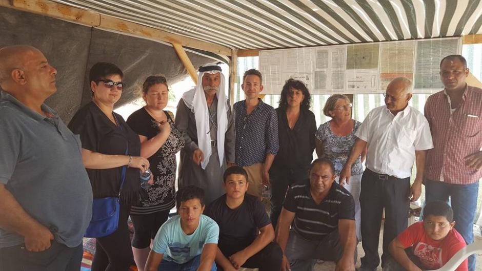Israël/Palestine: une délégation du PCF à la rencontre des forces progressistes