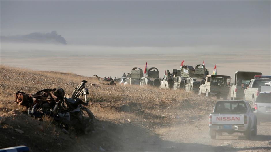 Mossoul: La France doit agir pour la reconstruction de l'Irak et sa démocratisation