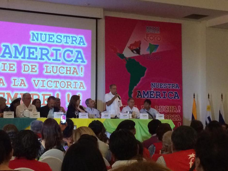 Forum de São Paulo: face aux difficultés, avancer vers l'unité