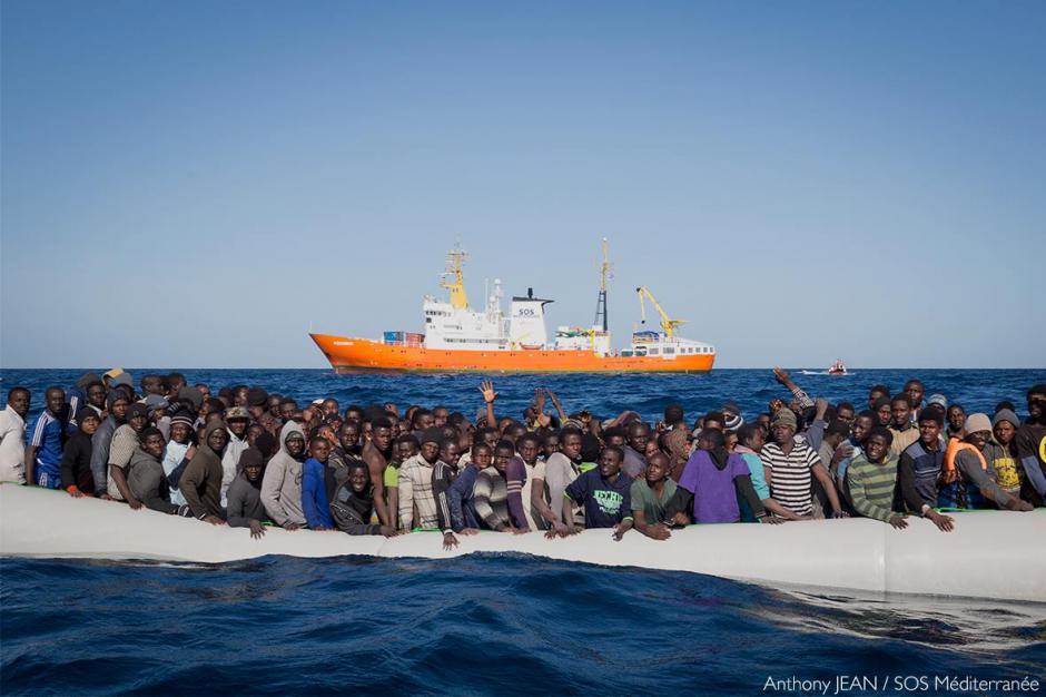 Sommet eurafricain de Paris sur les migrants : Macron poursuit l'illusoire et inhumaine construction d'une Europe forteresse