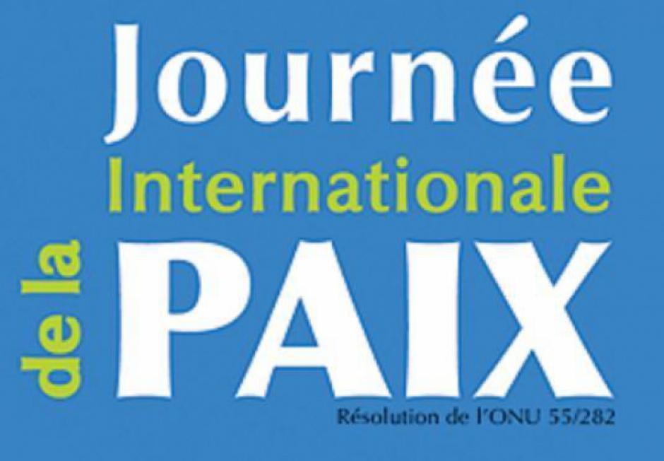 21 septembre: Promouvoir la culture de paix, c'est vouloir en finir avec le «chaos mondial»