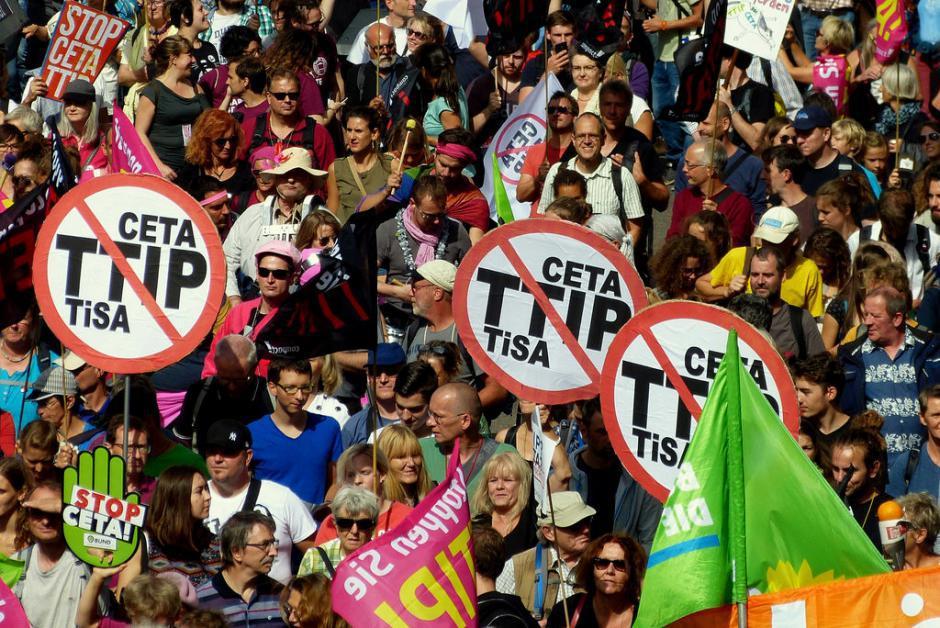 Le gouvernement français doit reconnaître et faire respecter le Non belge au CETA