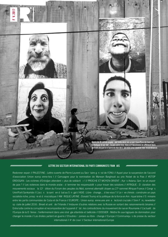 Appel pour la suspension de l'accord d'association Union européenne - Israël / Campagne pour la nomination de Marwan Barghouti au prix Nobel de la paix