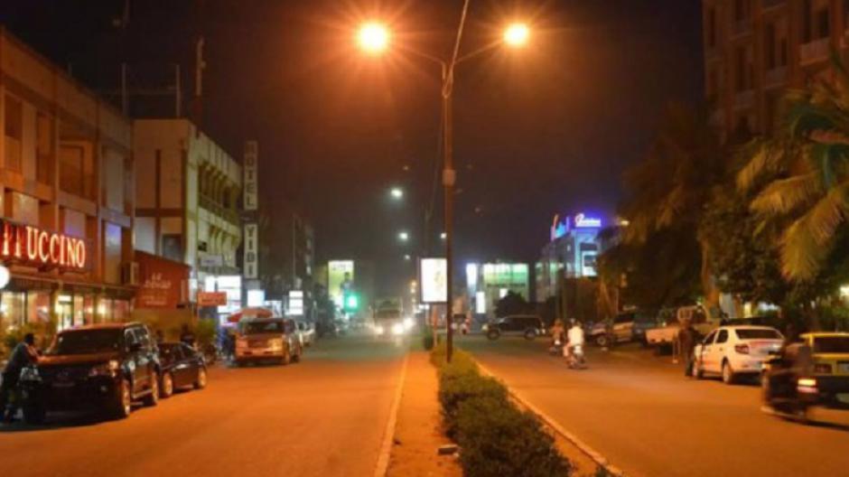 Ouagadougou :