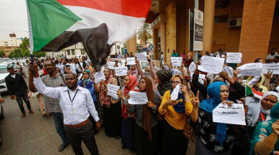 Soudan: Le peuple a fait l'expérience de sa force, il n'acceptera pas le vol de son insurrection