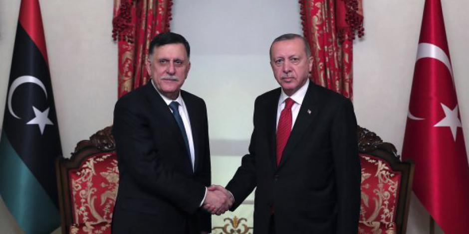 Libye: Contre l'escalade turque, Paris doit soutenir les efforts de paix de l'ONU