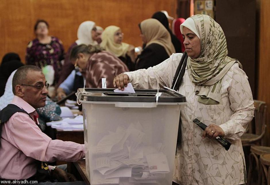 Election présidentielle en Egypte : une révolution commence