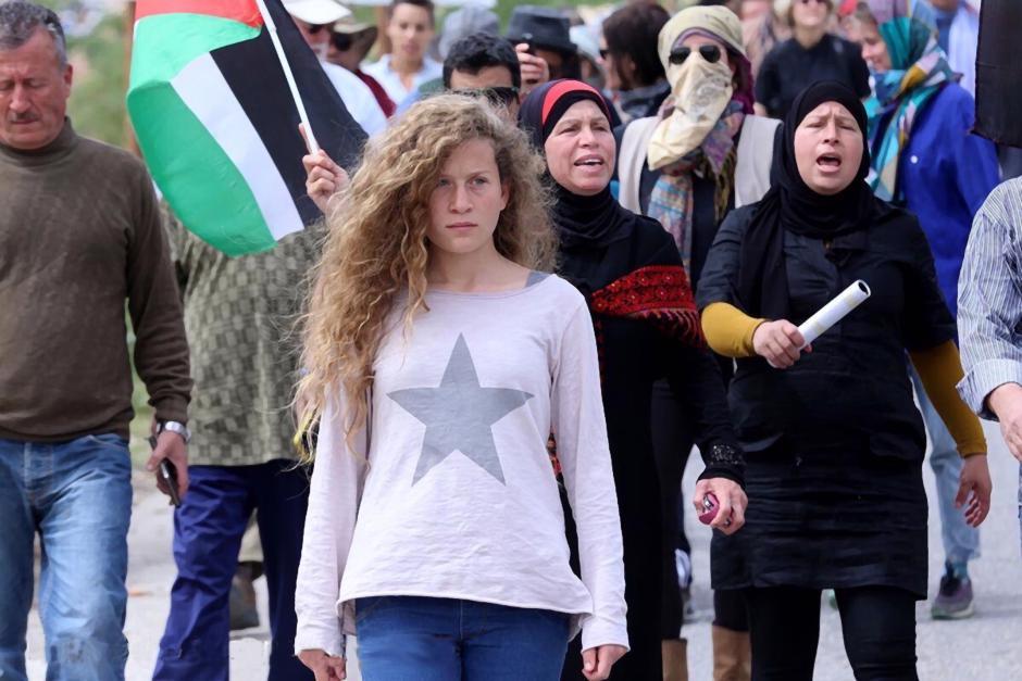 Ahed Tamimi : avoir 17 ans dans les geôles israéliennes