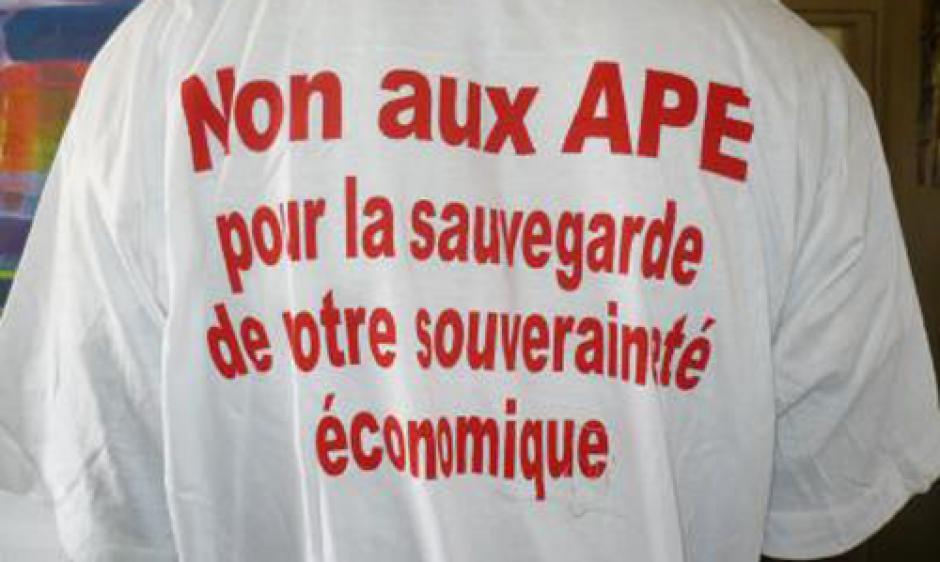 FDG Afrique : non aux accords de partenariat économique Europe - pays afrique d'ouest et australe.