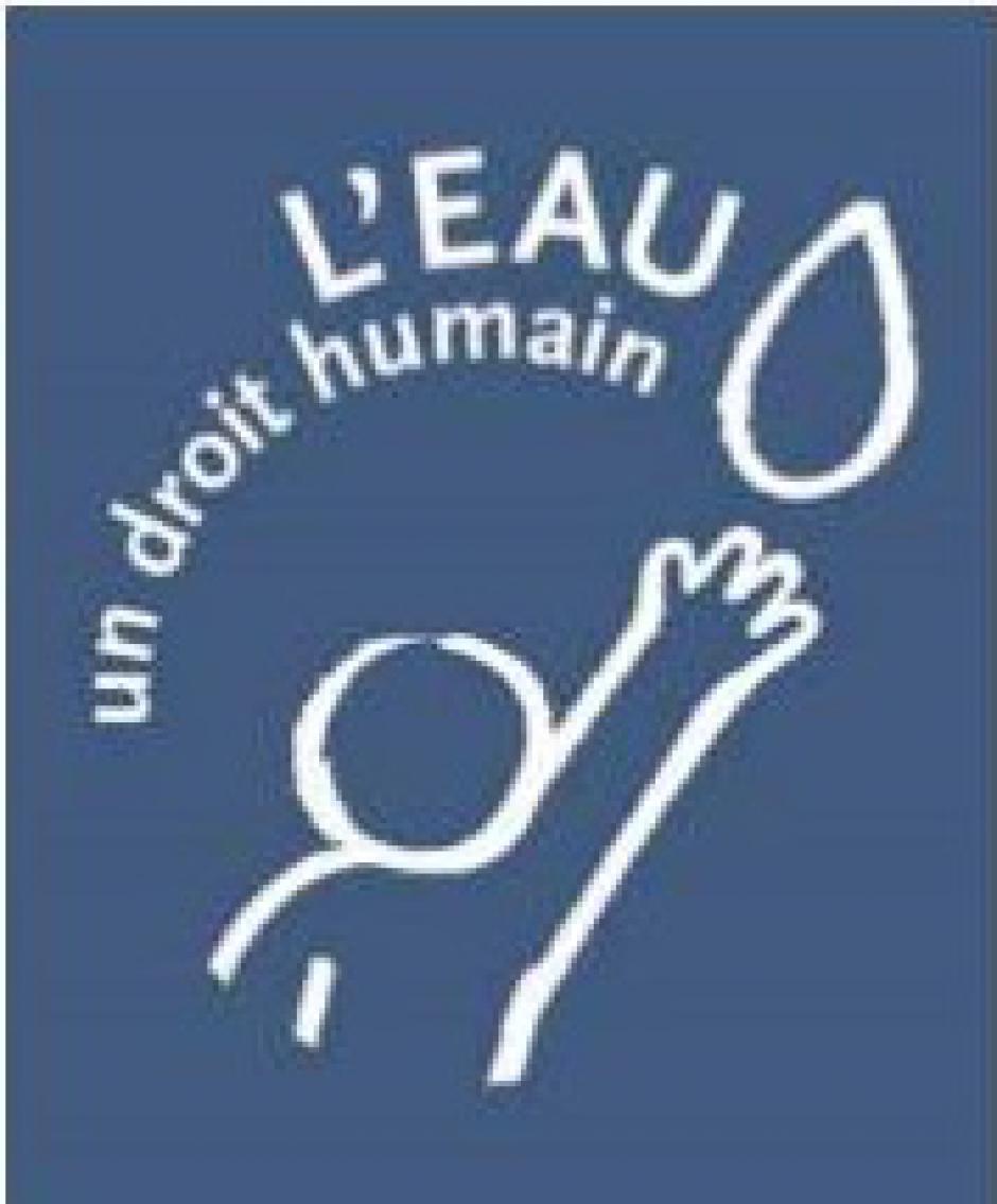 L'eau: bien commun de l'humanité