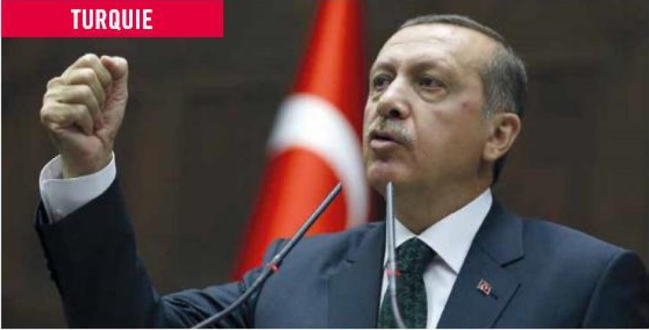 Erdoğan attise les haines et la guerre