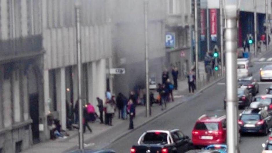 Attentats / Bruxelles :
