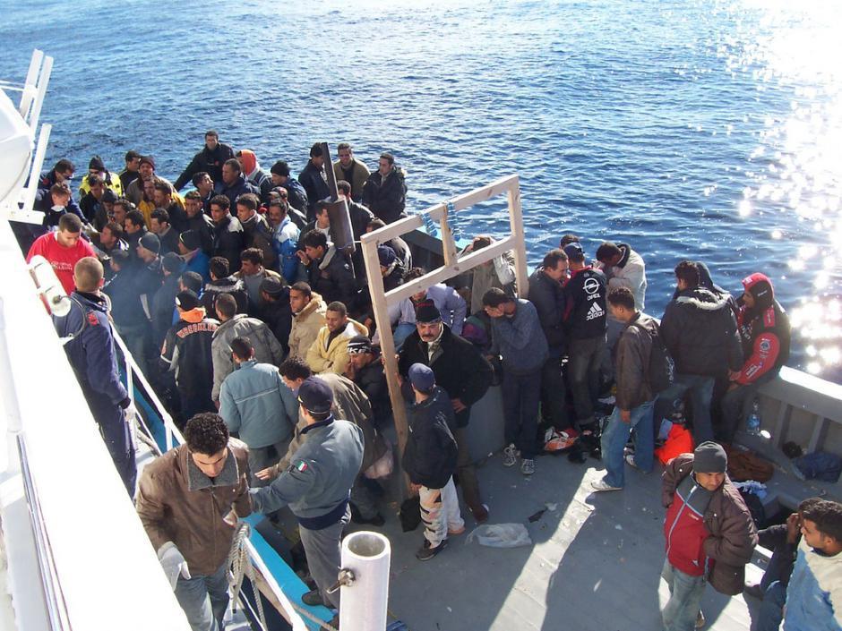 Migrants: non à l'accord avec la Libye