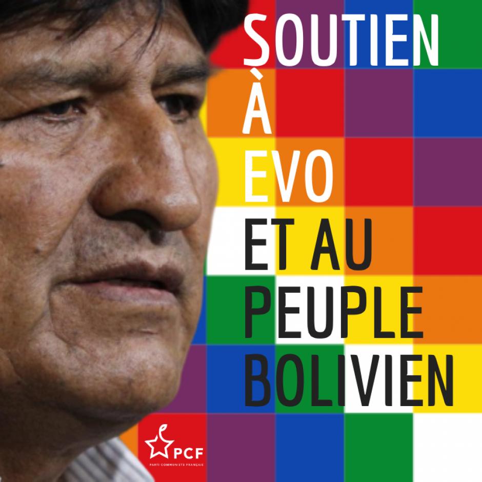 Bolivie: La France doit condamner le coup d'État et ne pas abandonner le peuple bolivien