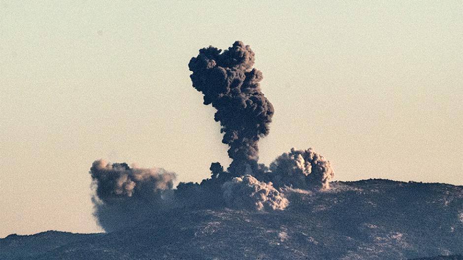 Les mutations du conflit syrien
