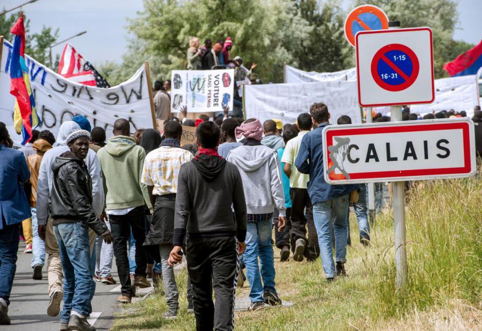 Calais : en finir avec la stratégie de la tension