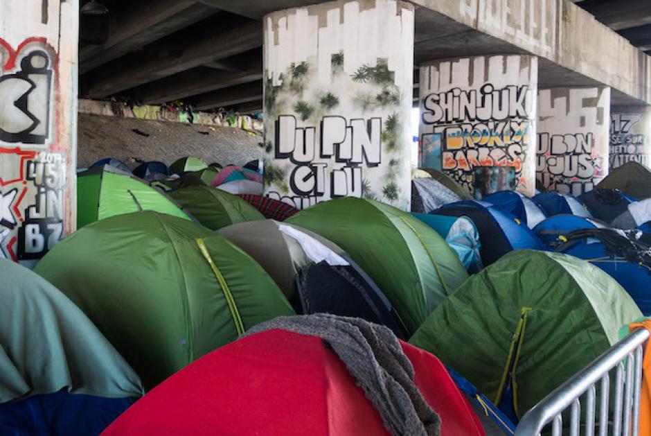 Evacuation du campement du Millénaire : 4 mois de trop