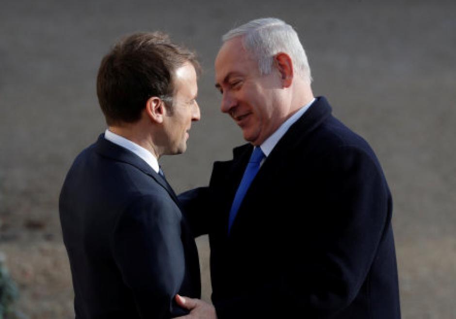 ANNULATION de la «Saison croisée France-Israël» et NON à la venue du Premier ministre d'Israël, Benyamin Netanyahou