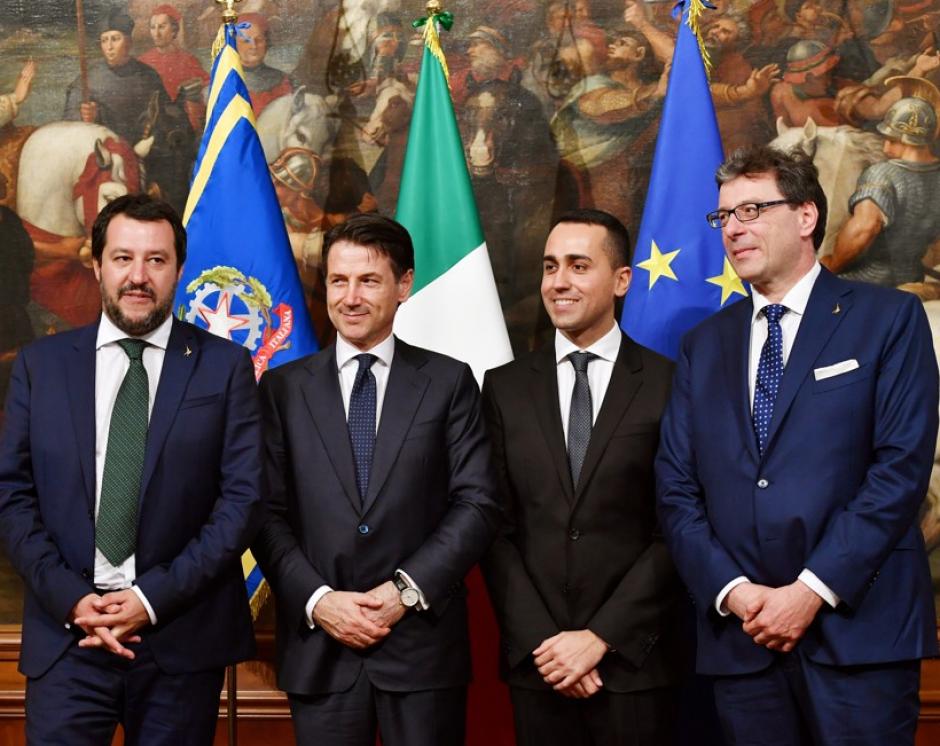 L'Italie : « Il n'y a rien de progressiste dans le gouvernement Conte »
