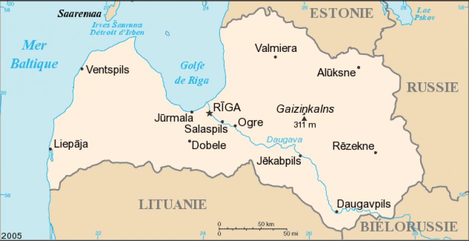 Pas d'habitants de seconde zone dans l'Union européenne: contre la politique discriminatoire du gouvernement du gouvernement letton envers les