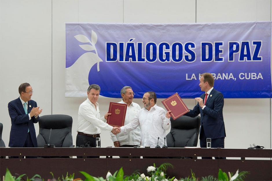 Referendum Colombie: la construction d'une paix durable demeure à l'ordre du jour (PCF)
