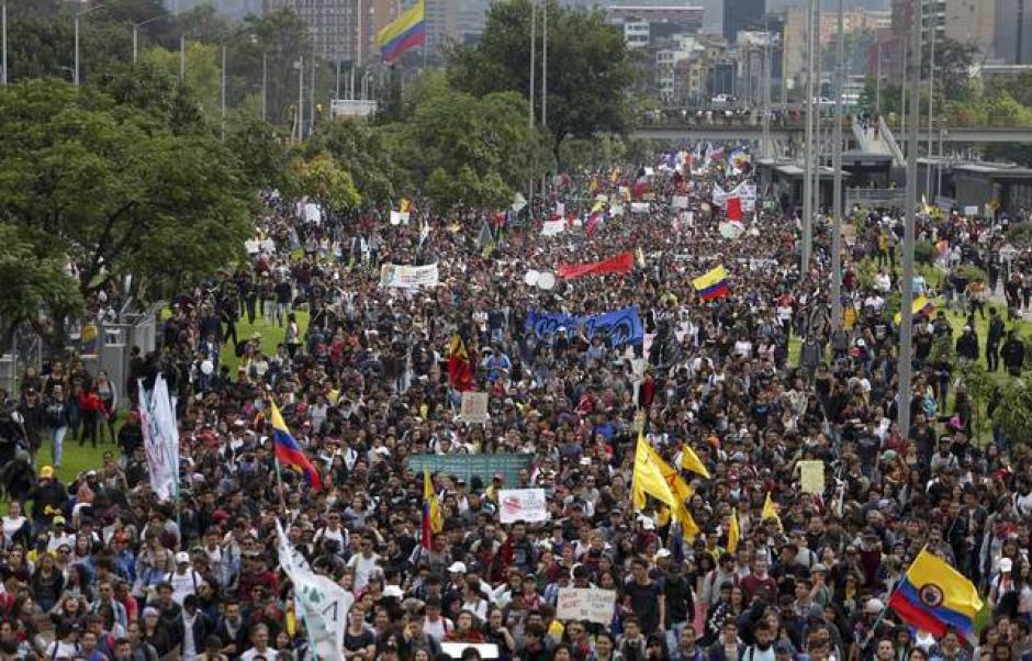 Colombie: Un énième séisme populaire ébranle le néolibéralisme