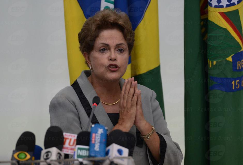 Brésil: Le PCF, solidaire avec Dilma Rousseff, condamne le coup d'État