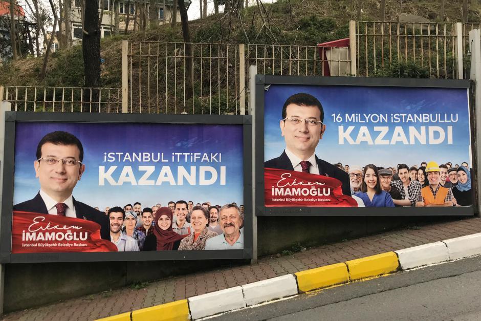 Istanbul: Un cinglant revers pour R.T. Erdogan (PCF)