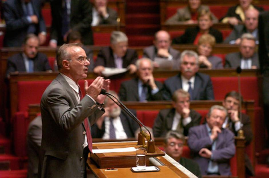 Palestine :  le député François ASENSI (PCF-FDG) a demandé la reconnaissance de l'Etat palestinien par la France