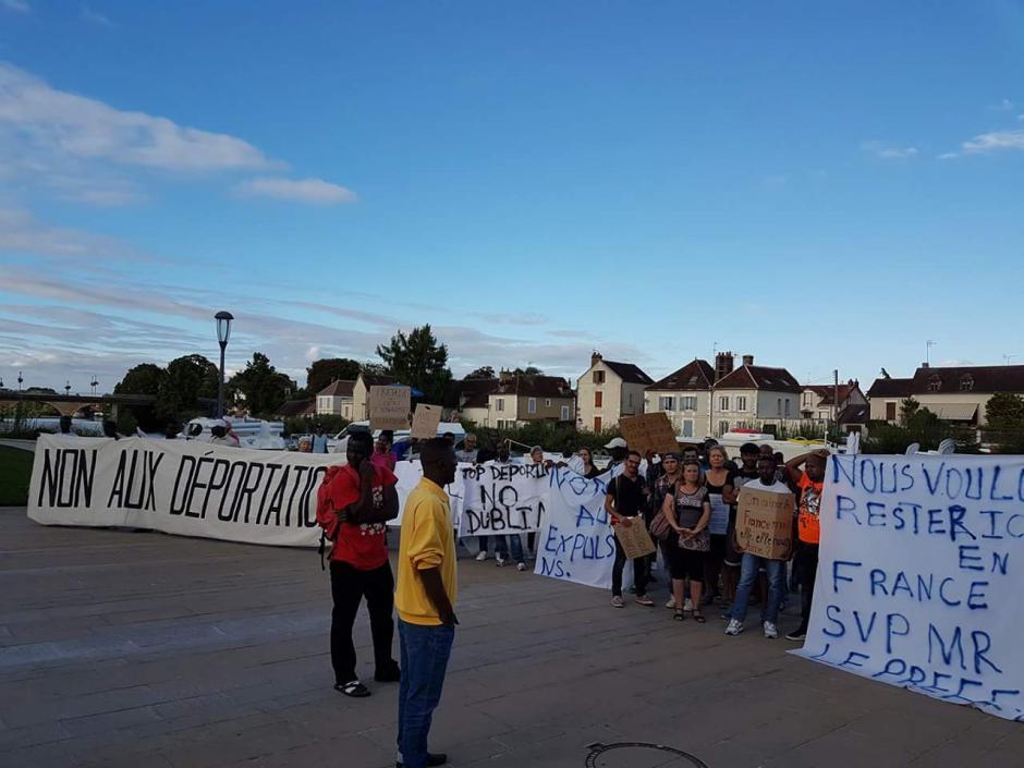 Yonne: Le PRAHDA d'Appoigny, un centre d'expulsion qui ne dit pas son nom
