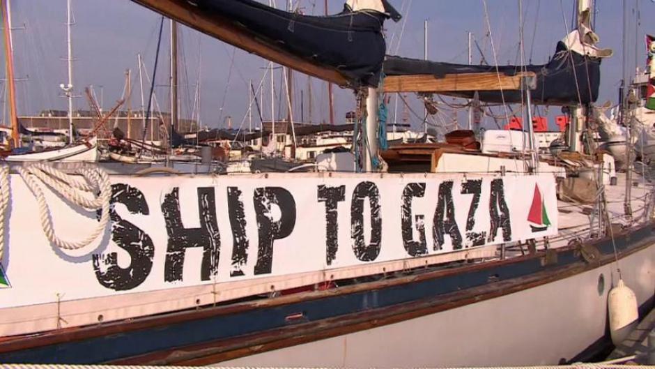 Gaza : Le PCF apporte son soutien à la flottille de la liberté