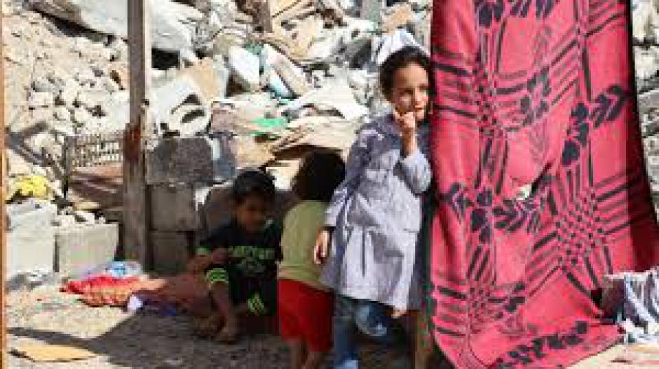 Gaza: Macron doit refuser le chantage de Trump à la famine