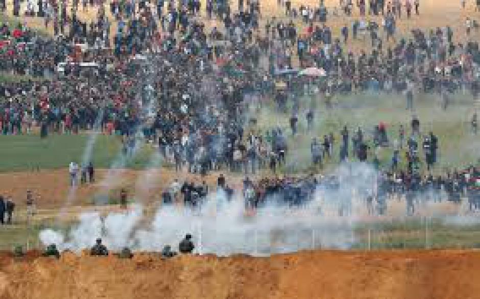 Gaza : le PCF demande une intervention immédiate pour que cessent les exactions du gouvernement israélien