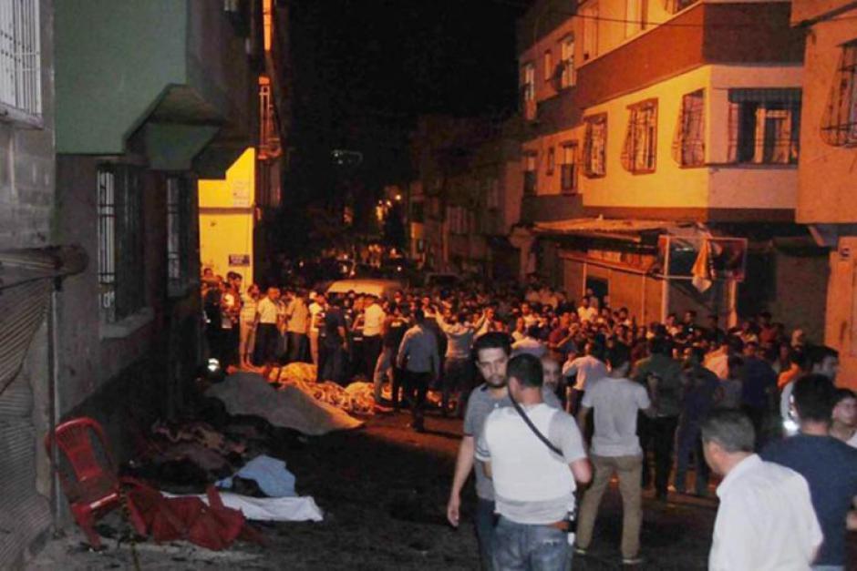 Attentat à Gazantiep (Turquie): «Le soutien inconditionnel de la France et de l'UE à Ankara n'a fait qu'accélérer l'engrenage de violences en Turquie»