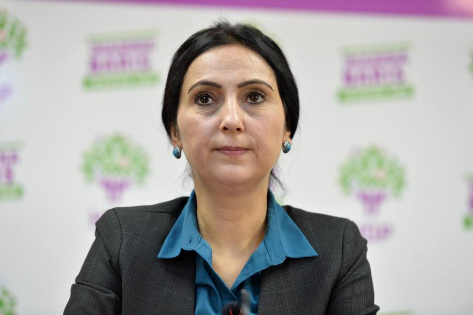 Deuxième mission du PCF à Ankara le 4 juillet pour le procès politique de Figen Yuksekdag, co-présidente du HDP