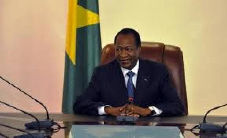 PCF : Chute de #Compaoré, un espoir pour le #Burkina et pour l'Afrique