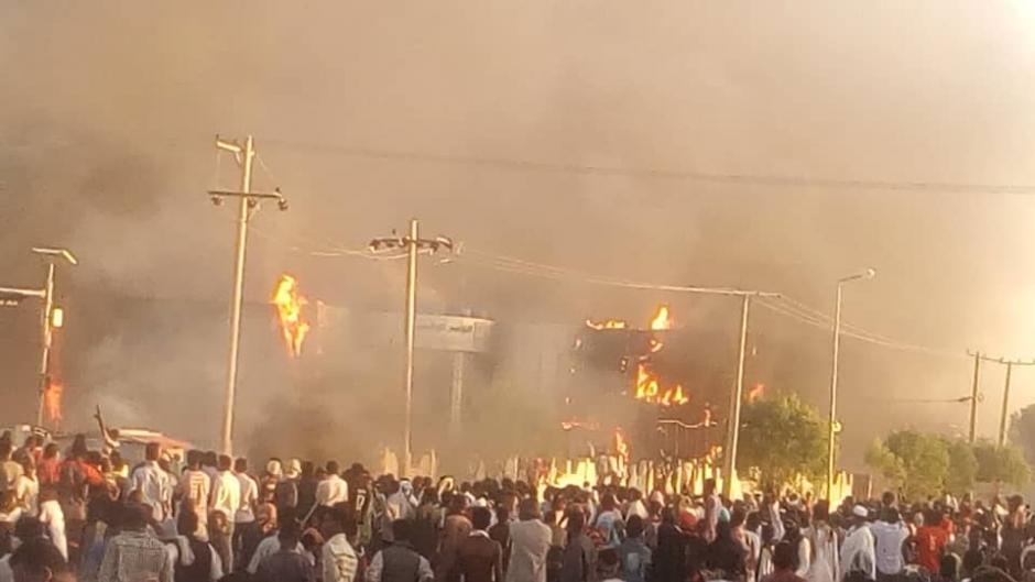 Soudan : Le PCF apporte son soutien au mouvement populaire pour la justice sociale et la démocratie