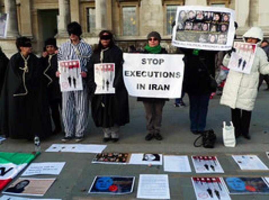 Iran: Tuer les opposants, une stratégie d'Etat