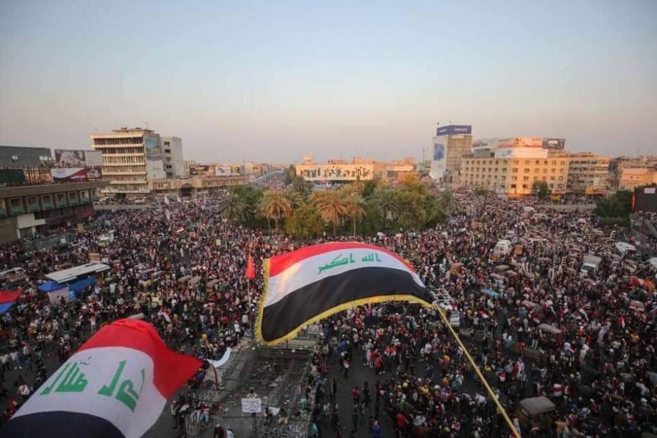 Irak: jusqu'à la chute du régime!