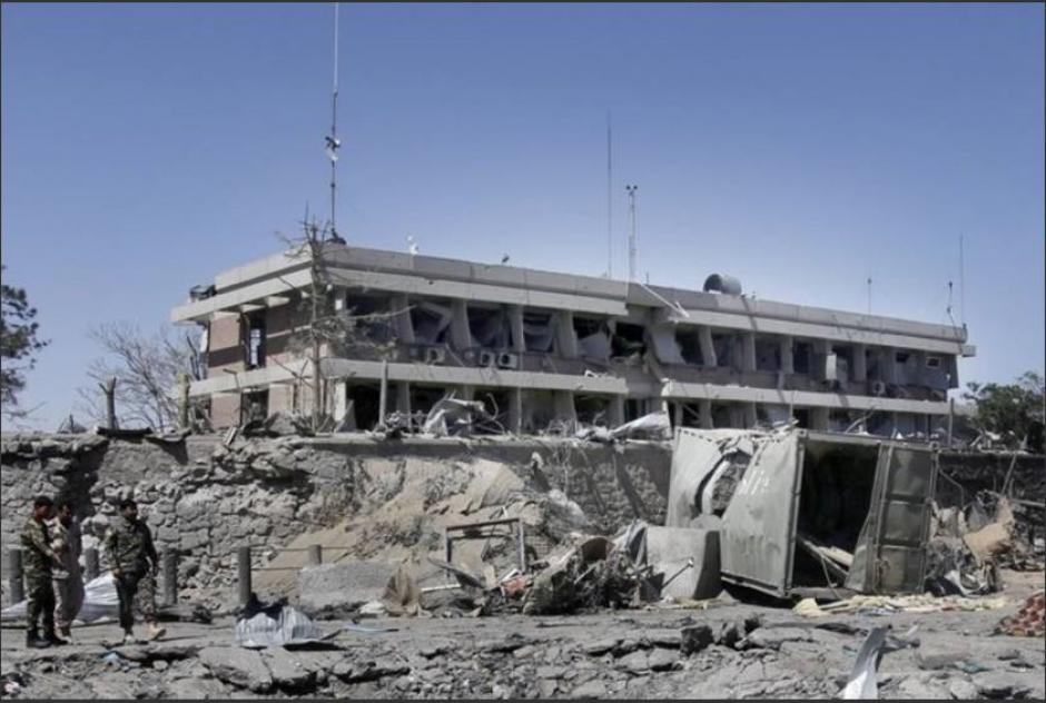 Attentat de Kaboul : solidarité et soutien au peuple afghan qui subit la guerre depuis plus de trente ans