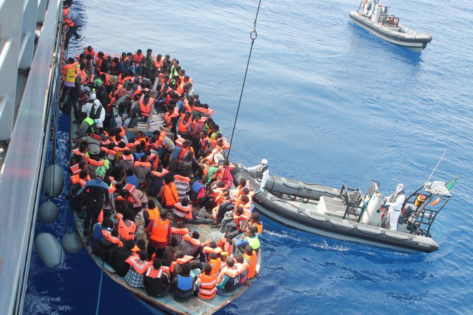 Naufrage en Méditerranée :