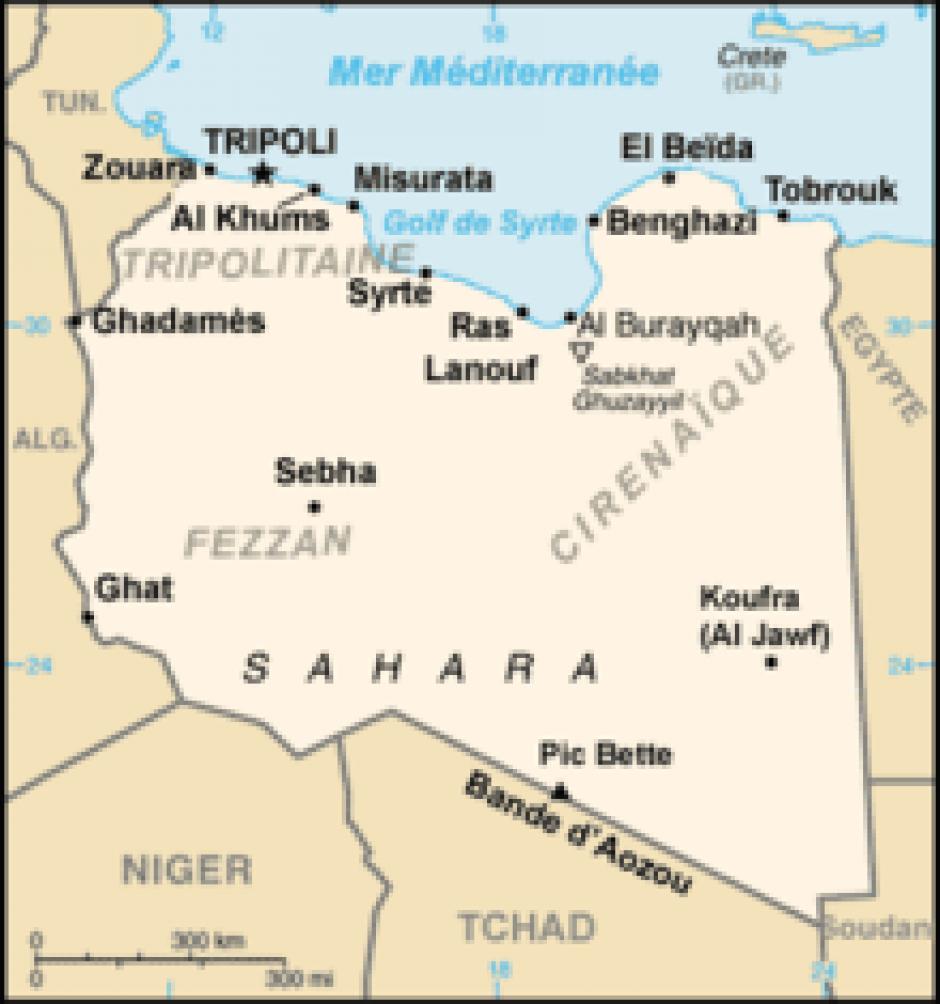 Libye: Une périlleuse internationalisation du conflit