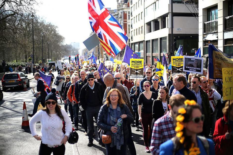 Les élections législatives du 8 juin 2017 au Royaume-Uni et le Brexit