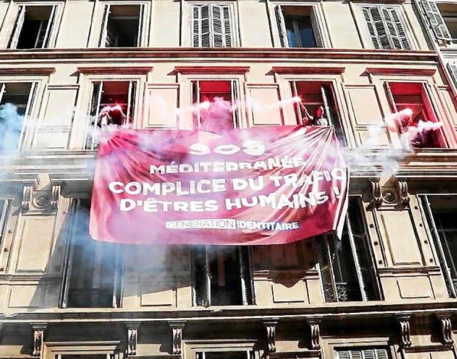 Attaque du siège de SOS Méditerranée : Ian Brossat demande au Premier Ministre la dissolution de «Génération identitaire»