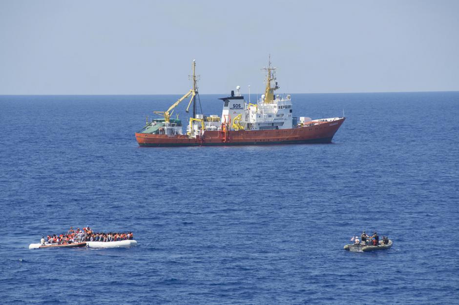 La question migratoire migratoire révélatrice de la crise de l'Union européenne